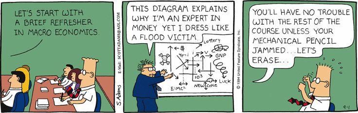 Dilbert Classics by Scott Adams for Dec 30, 2017 | Read Comic Strips at GoComics.com
