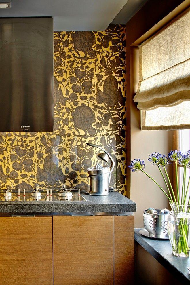 Фартук с этно-узором - уютное украшение кухни