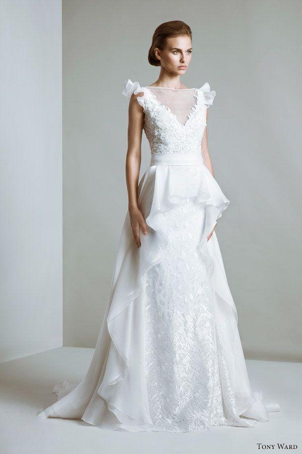 221 best Brautkleider images on Pinterest | Homecoming dresses ...
