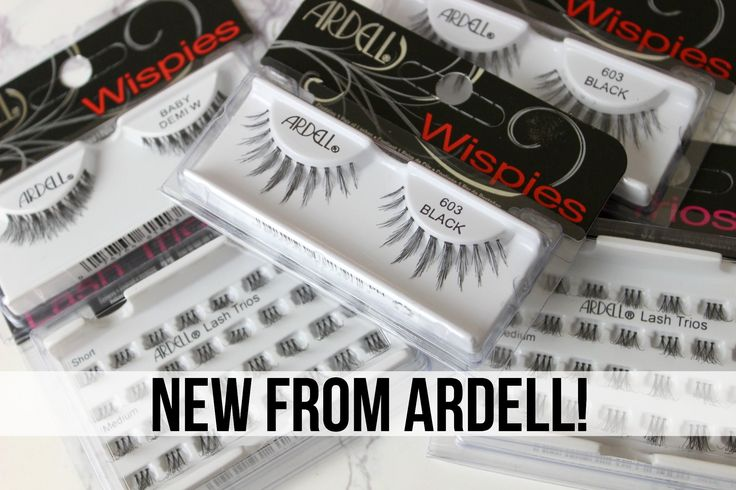 New Releases from Ardell Lashes! | Review by @RoxetteArisa for @MyBeautyBunny