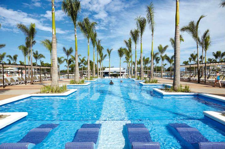 Hotel Riu Palace Costa Rica - Piscine exterieure