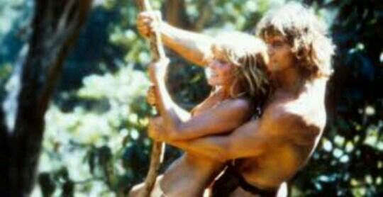 Bo derek in tarzan the ape man - 2 2