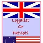 This two-day lesson plan includes all of the components you will need to have your students write an opinion piece on whether they would be a Loyalist or Patriot. I love cross-curricular activities!