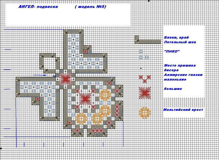Violet-кины странички: Схемы для Проекта НГ