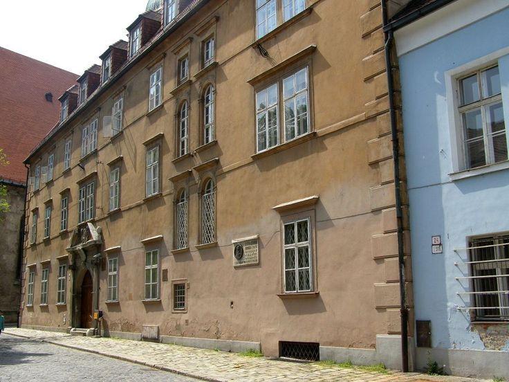 wwze Jezsuita Kollégium - Pozsony - Felvidék