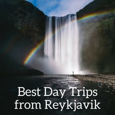 2 Iceland excursions - Iceland Day Tours - best day trips from Reykjavik