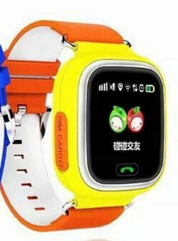 Q90 GPS Tracking watch Touch Screen WIFI location Smart Watch Children SOS Call Finder Tracker for Kids Safe GPS watch Q50 Q60
