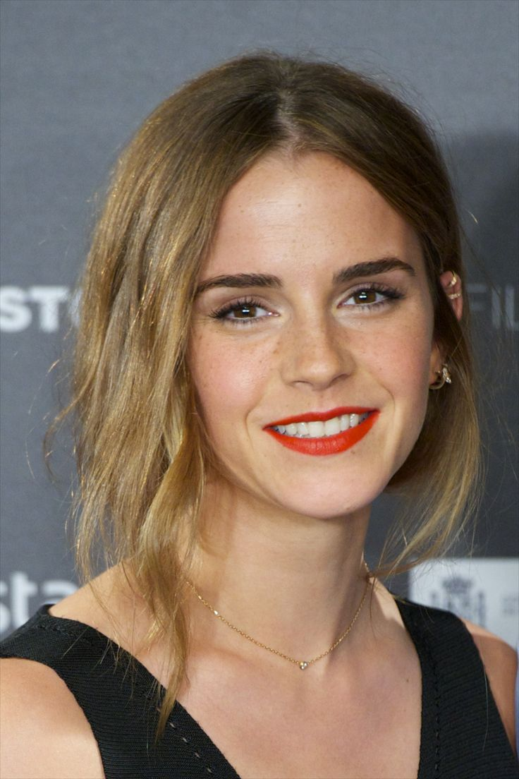 Emma Watson during 'REGRESSION' PHOTOCALL AT VILLAMAGNA HOTEL, MADRID (27TH JULY 2015)