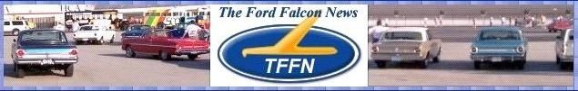 The Ford Falcon News (TFFN) Classic Ford Falcon, Econoline And Mercury Comet site