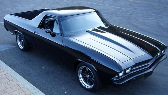 GM Nation — 2coolcars: 69 El Camino