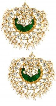 Gorgeous amrapali earrings.