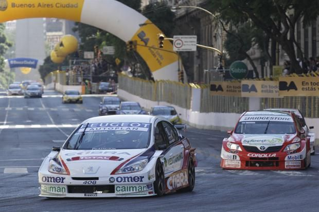 El TC 2000 se mudará a las calles de Recoleta durante Semana Santa - canchallena.com