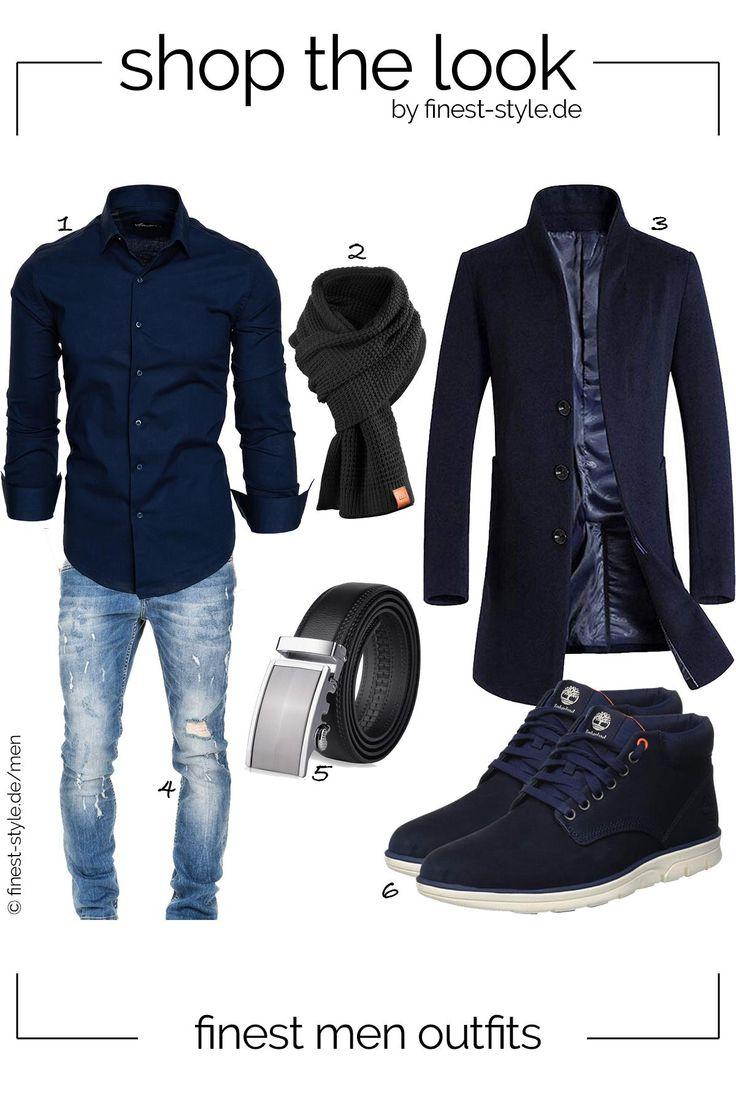 Mega cooles Outfit für Männer mit Klammotten von…