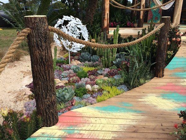 Phillip Withers sydney australian garden show 2014