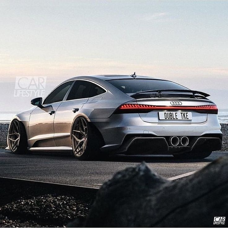 Widebody 2019 Audi A7 50 TDI