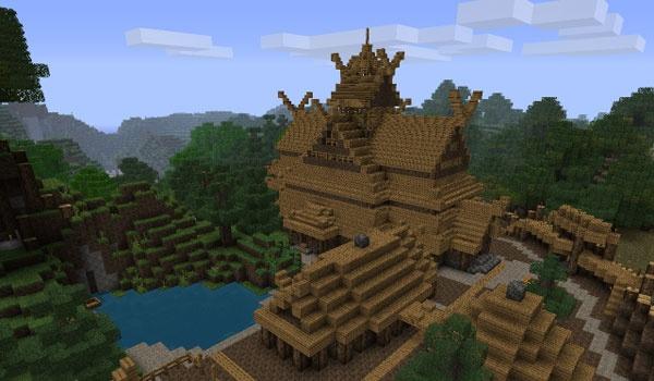 Misa's Realistic Texture Pack para Minecraft 1.3.2