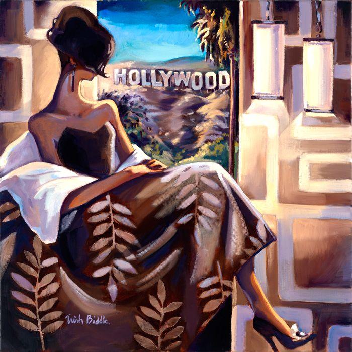 Trish Biddle © 2010 Hollywood