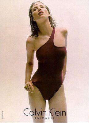 90s ck bathing suit