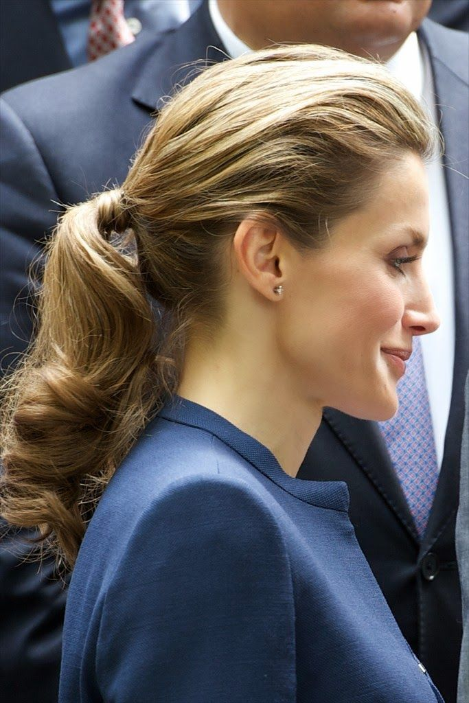 Crown Princess Letizia of Spain visits a traditional Students Residence, 11.06.2014 in Madrid, Spain.