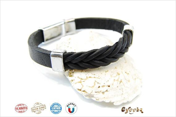 Hey, I found this really awesome Etsy listing at https://www.etsy.com/listing/556725316/leather-bracelet-men-mens-jewelry-women