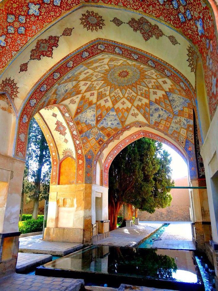 Fin Garden Kashan | Iran | Pinterest | Gardens