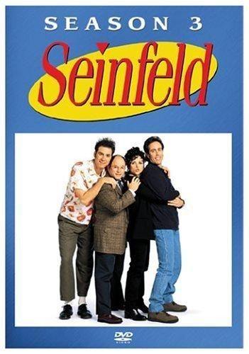 Julia Louis-Dreyfus & Michael Richards & Tom Cherones-Seinfeld: Season 3