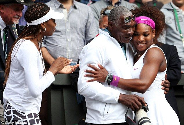Venus and Serena Williams' Father Suffers From Stroke and Memory Loss