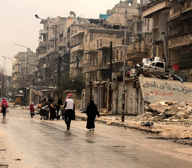 Latest Syria news: What you need to know about the crisis Aleppo.  Surely the time has come to stop killing and start living in PEACE everywhere!