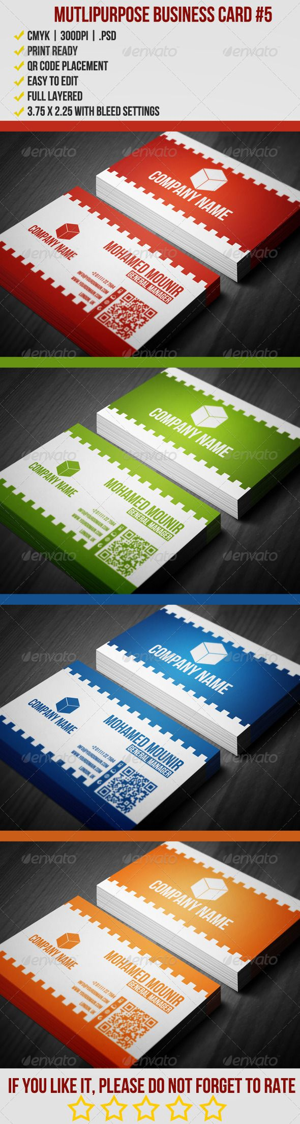 18 best business card templates images on pinterest business multipurpose business card 5 alramifo Images