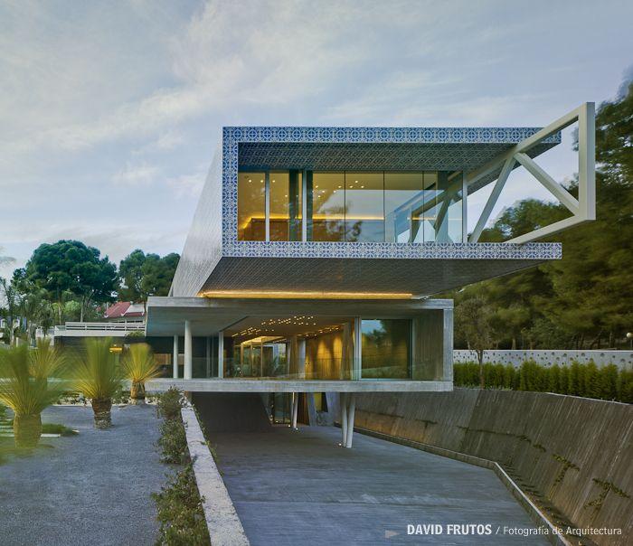 Best Modern Villa Design Images On Pinterest Architecture