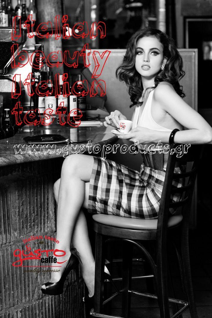 #Italian #taste #italian #style #italian #beauty #espresso #filosofia www.gustoproducts.gr