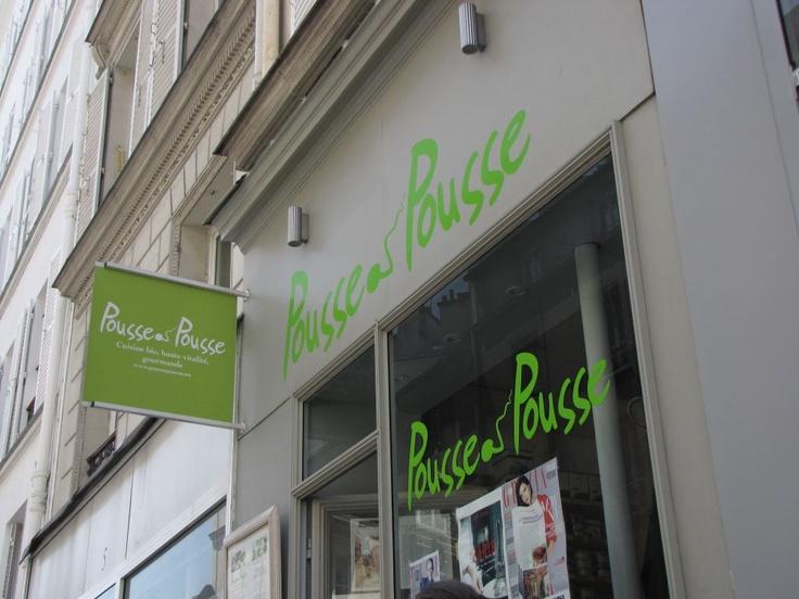17 best images about paris vegetarian restaurants on pinterest falafels bobs and restaurant - Metro notre dame de lorette ...