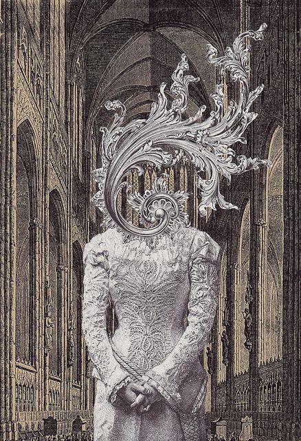 Une Semaine de bonté (A Week of Kindness) by Max Ernst (German-French 1891~1976) [DADA, Surrealism]