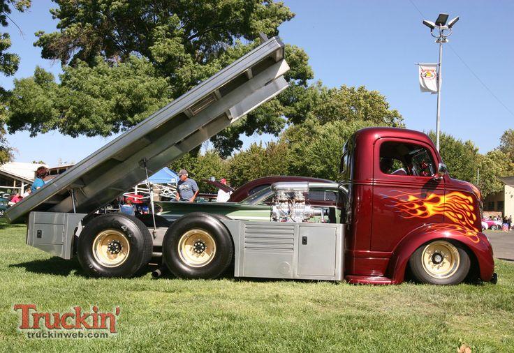 Ford Coe Trucks Photos