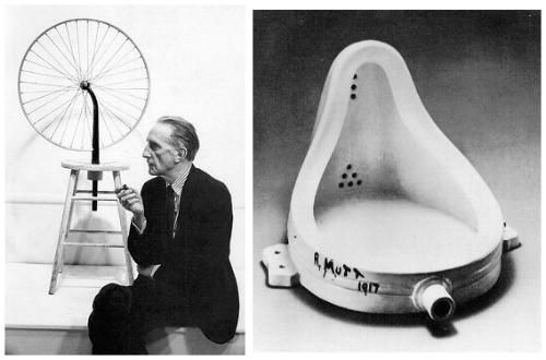 Arte, o lo que entendemos por arte (by Sniper): Marcel Duchamp. Ready-Made