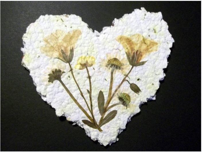 How to make homemade paper crafts pinterest homemade for Things made by waste paper