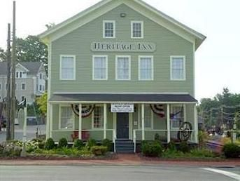 New Milford (CT) Heritage Inn United States, North America Heritage Inn is perfectly located for both business and leisure guests in New Milford (CT). Both business travelers and tourists can enjoy the hotel's facilities and services. Take advantage of the hotel's disabled facilities, 24hr room service, business center, laundry service/dry cleaning. Guestrooms are fitted with all the amenities you need for a good night's sleep, including desk, shower, television, non smoking r...