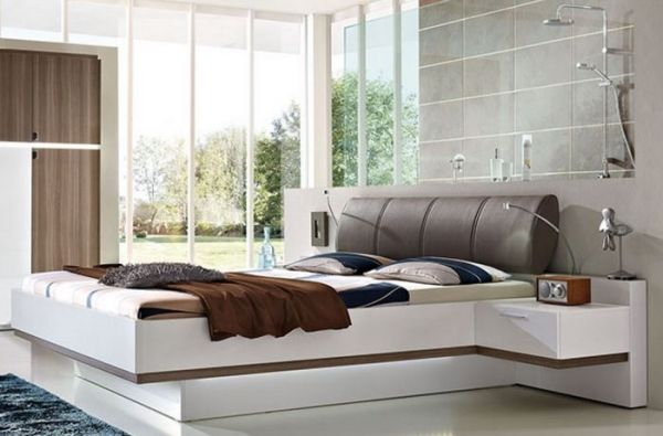 Schlafzimmermöbel nolte ~ Skyline bed beds pinterest contemporary bedrooms and modern