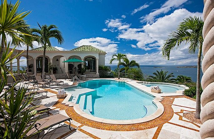 Luxury villa rentals st john usvi webcam