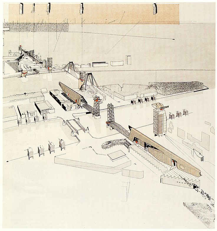 images about architectural drawing on pinterest   paul    peter wilson  aa files  autumn