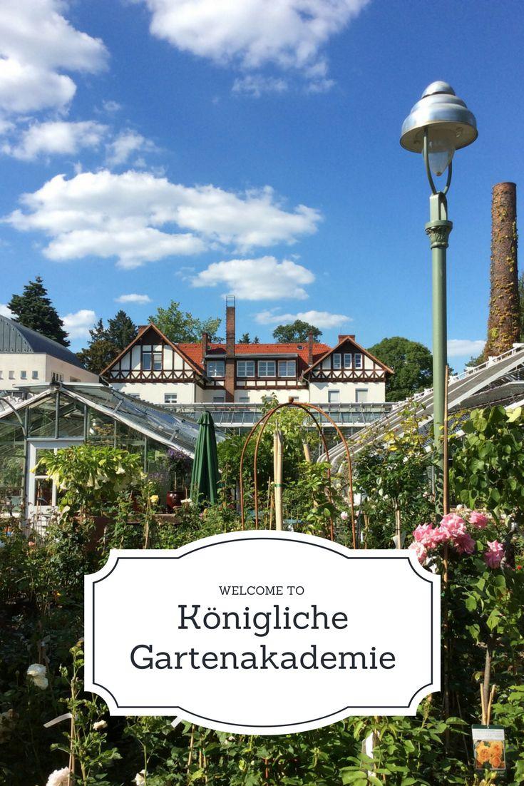 Die Königliche Gartenakademie in Berlin Dahlem