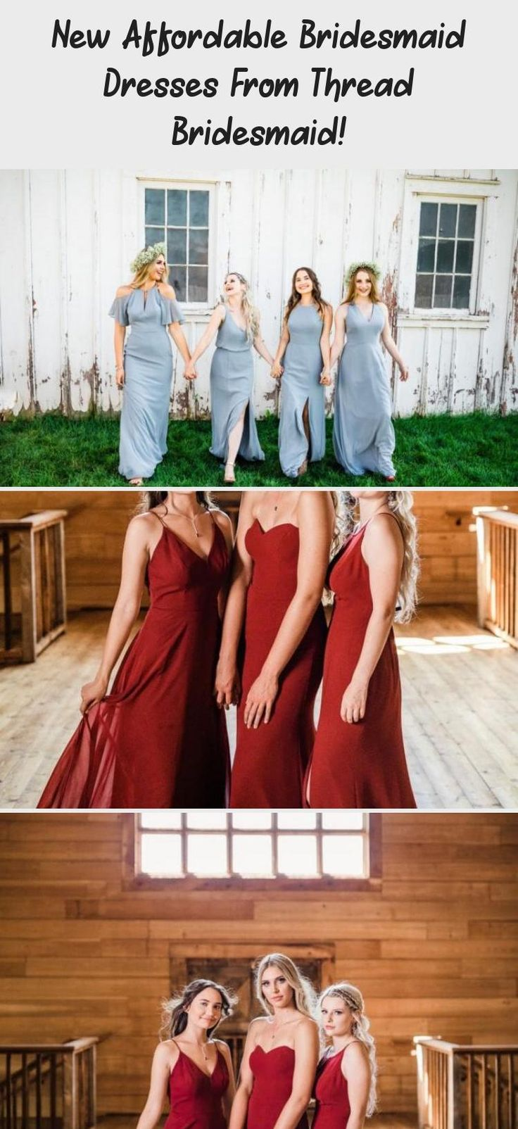 Light blue boho style affordable dresses for bridesmaids from Thread Bridesmaid! #bridesmaids #bridesmaid #bridesmaiddresses #LilacBridesmaidDresses #BridesmaidDressesNavy #SatinBridesmaidDresses #MaroonBridesmaidDresses #RedBridesmaidDresses