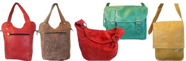 Joof Mooie handgemaakte tassen, Jááá... mooi zijn deze handgemaakte tassen (van Hollandse bodem) van leer! De shoppers: mmm... geweldig, en in zoveel mooie kleuren! De...