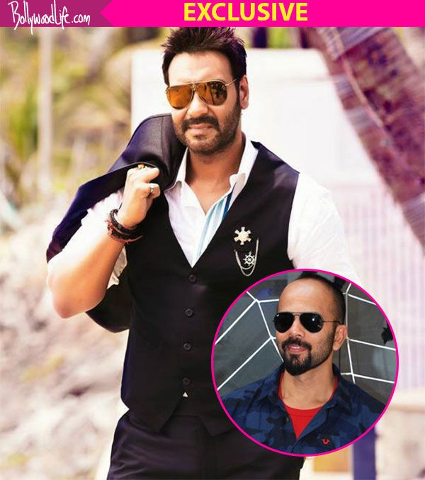 Ajay Devgn reacts to Rohit Shetty's statement on young actors being insecure about each other – watch video #FansnStars