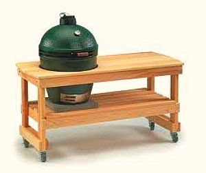 Can a Big Green Egg Complete Your Outdoor Kitchen? Yes!