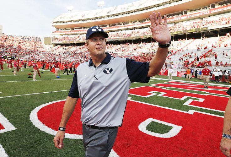 Restoring glory to the football program is part of Bronco Mendenhall's legacy at BYU