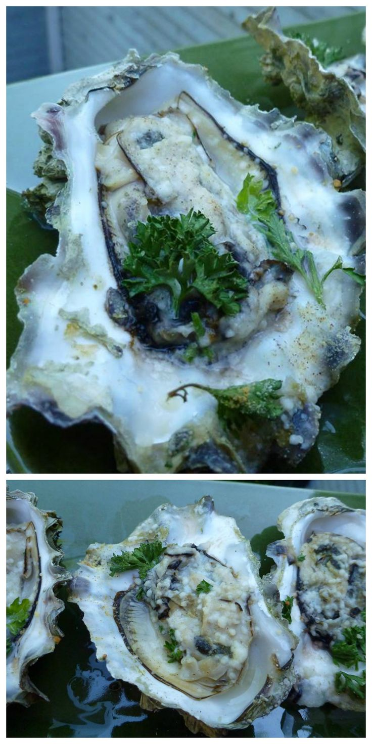 84 best OYSTERS images on Pinterest | Grilled oysters, Oysters and ...