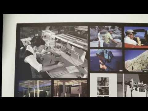 RAY EAMES: IN THE SPOTLIGHT EXHIBITION at Art Center, Pasadena