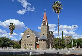 Dutch Reformed church,  Loxton - Wikipedia