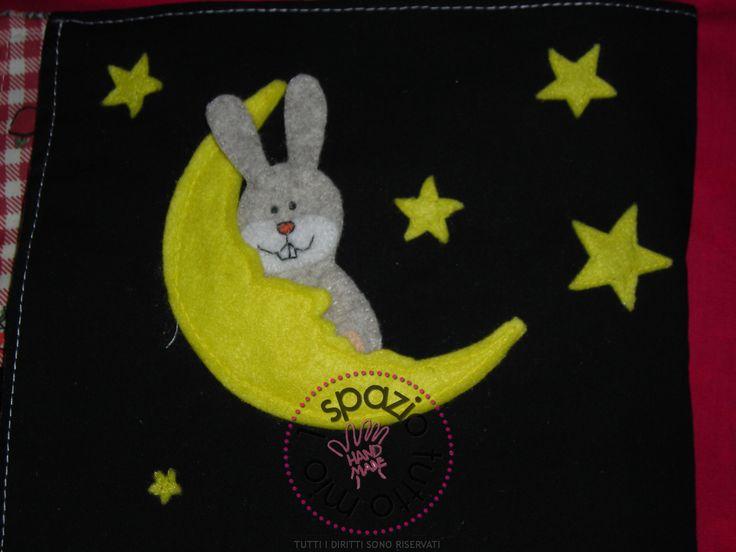 buona notte coniglietto quietbook page